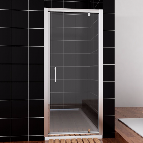 760MM PIVOT SHOWER DOORS